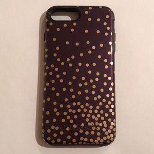 iPhone 7 Plus Purple Otterbox Case